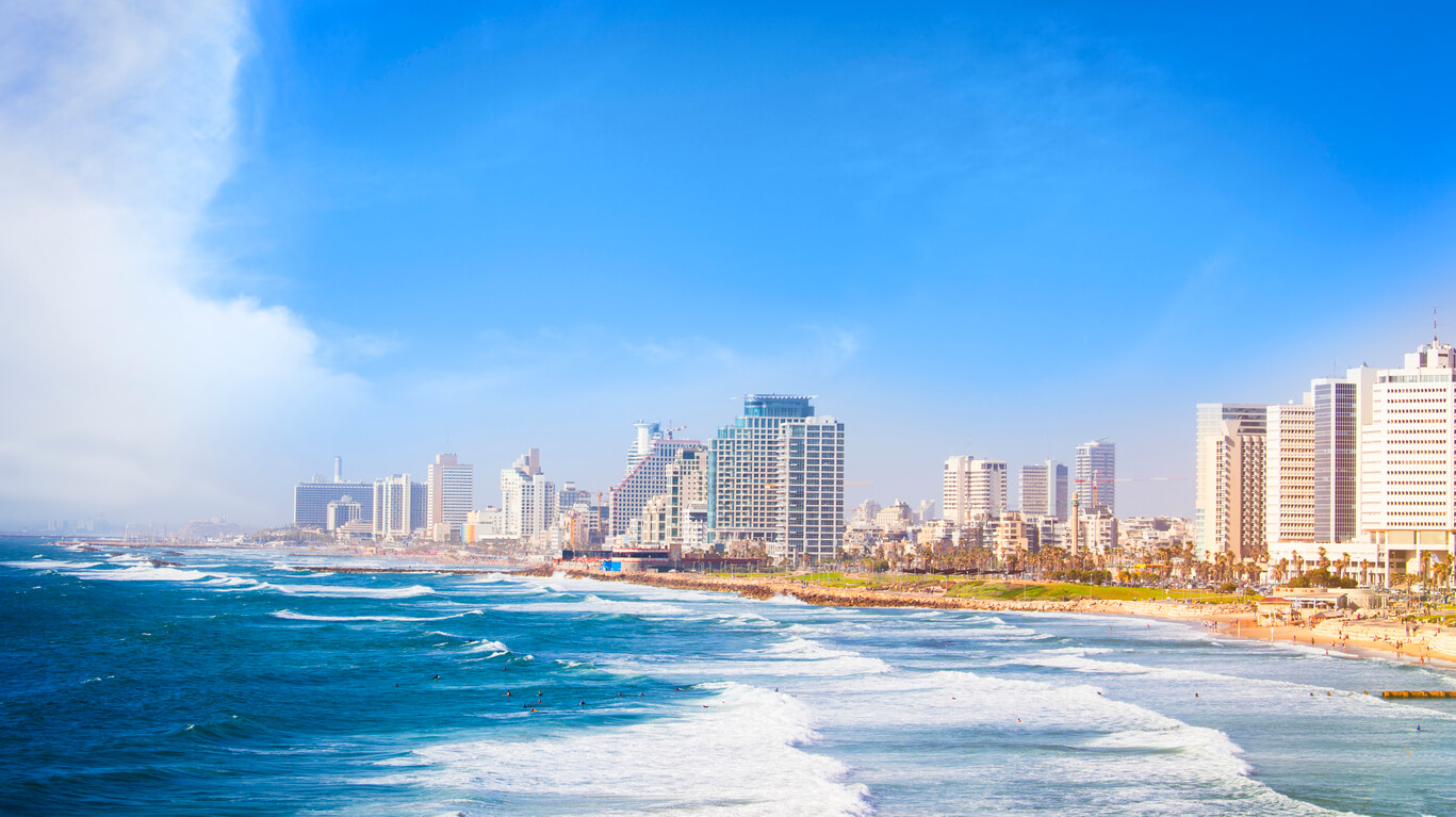 best time to visit Tel Aviv