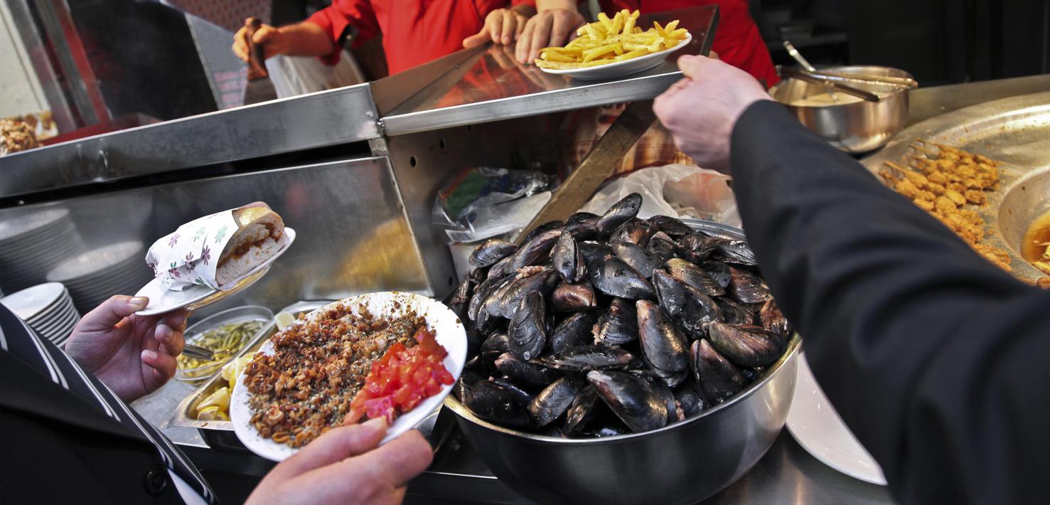 İstanbul street foods