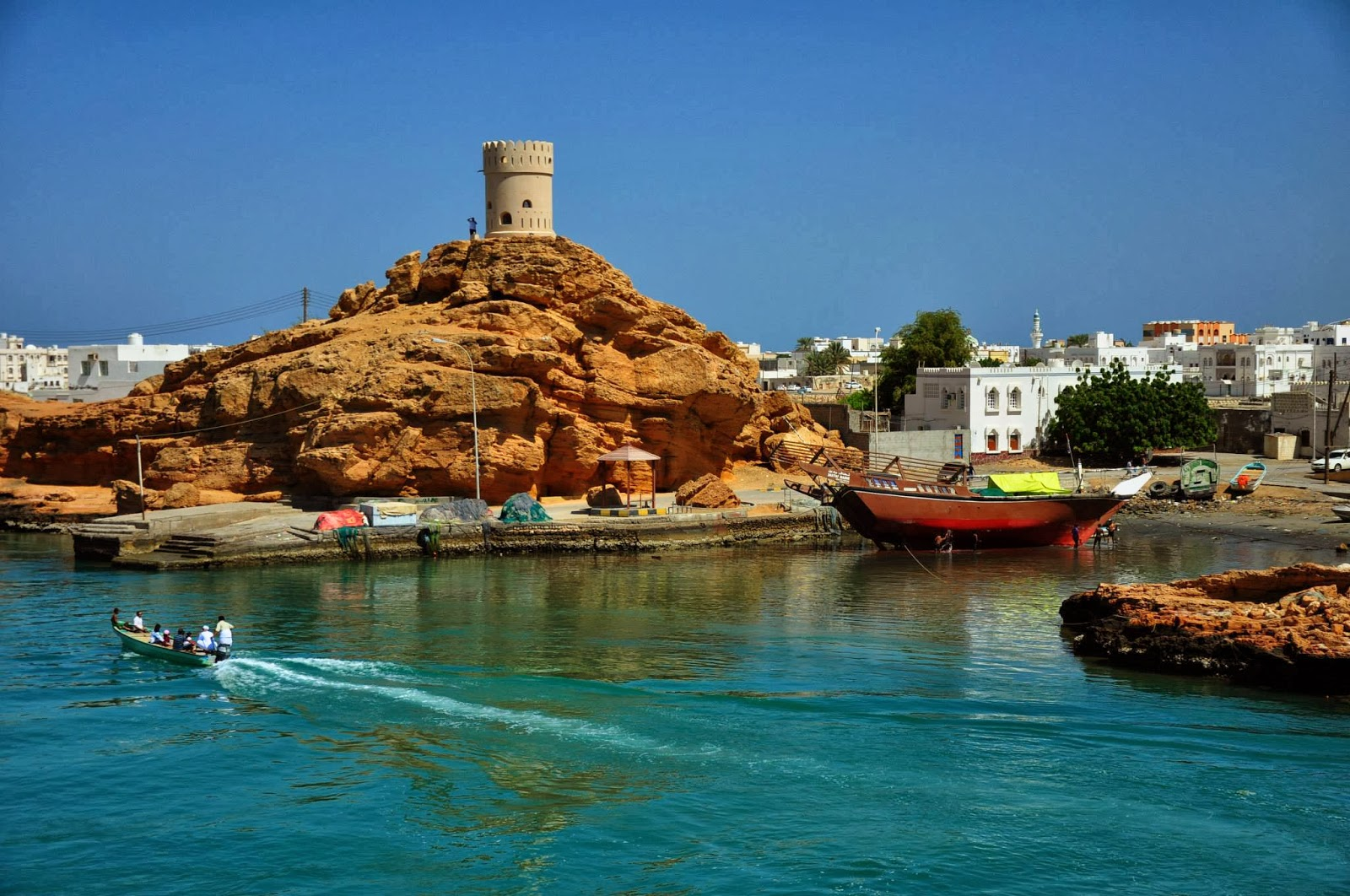 easter in muscat oman