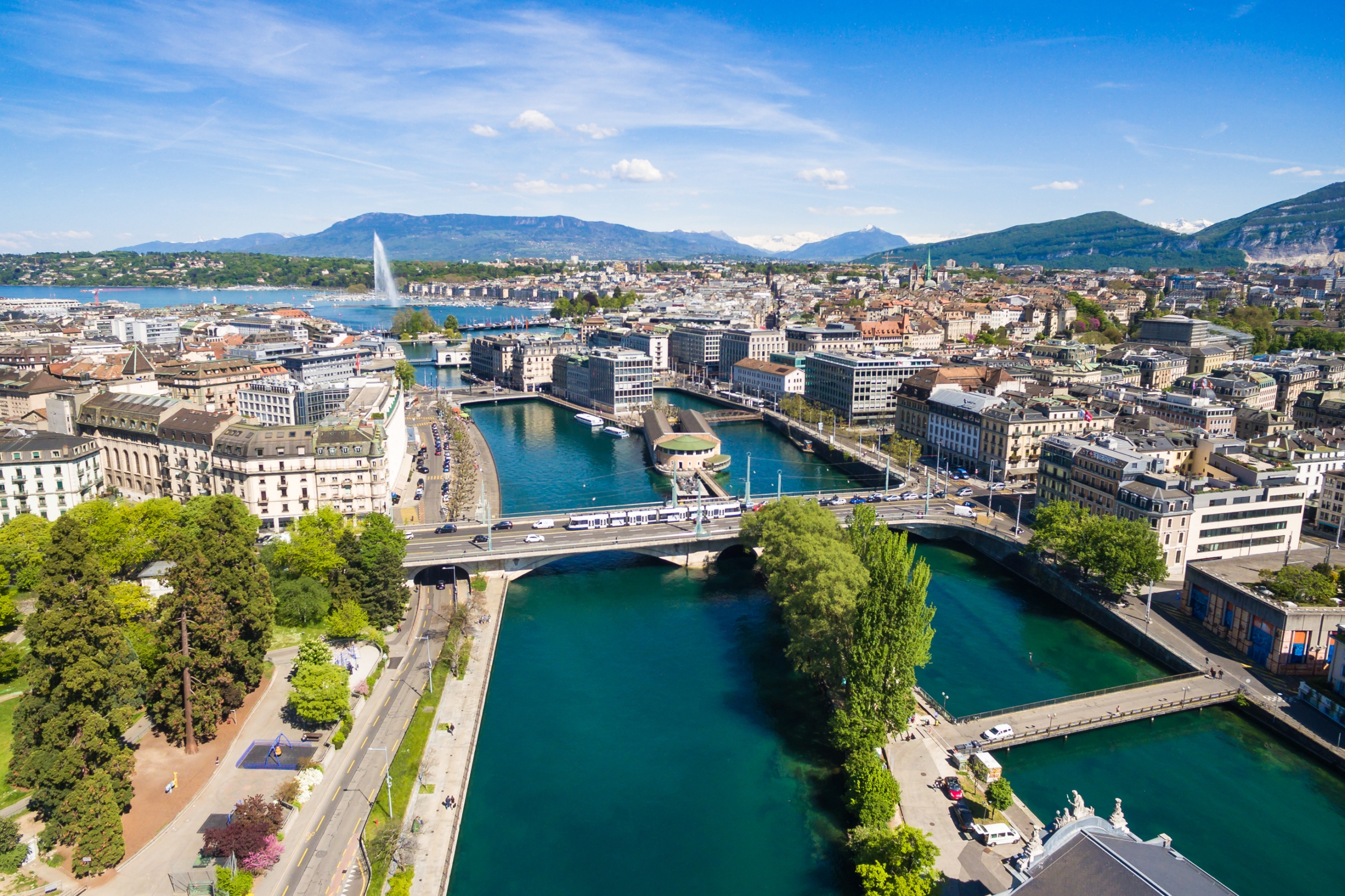 places to visit in Geneva