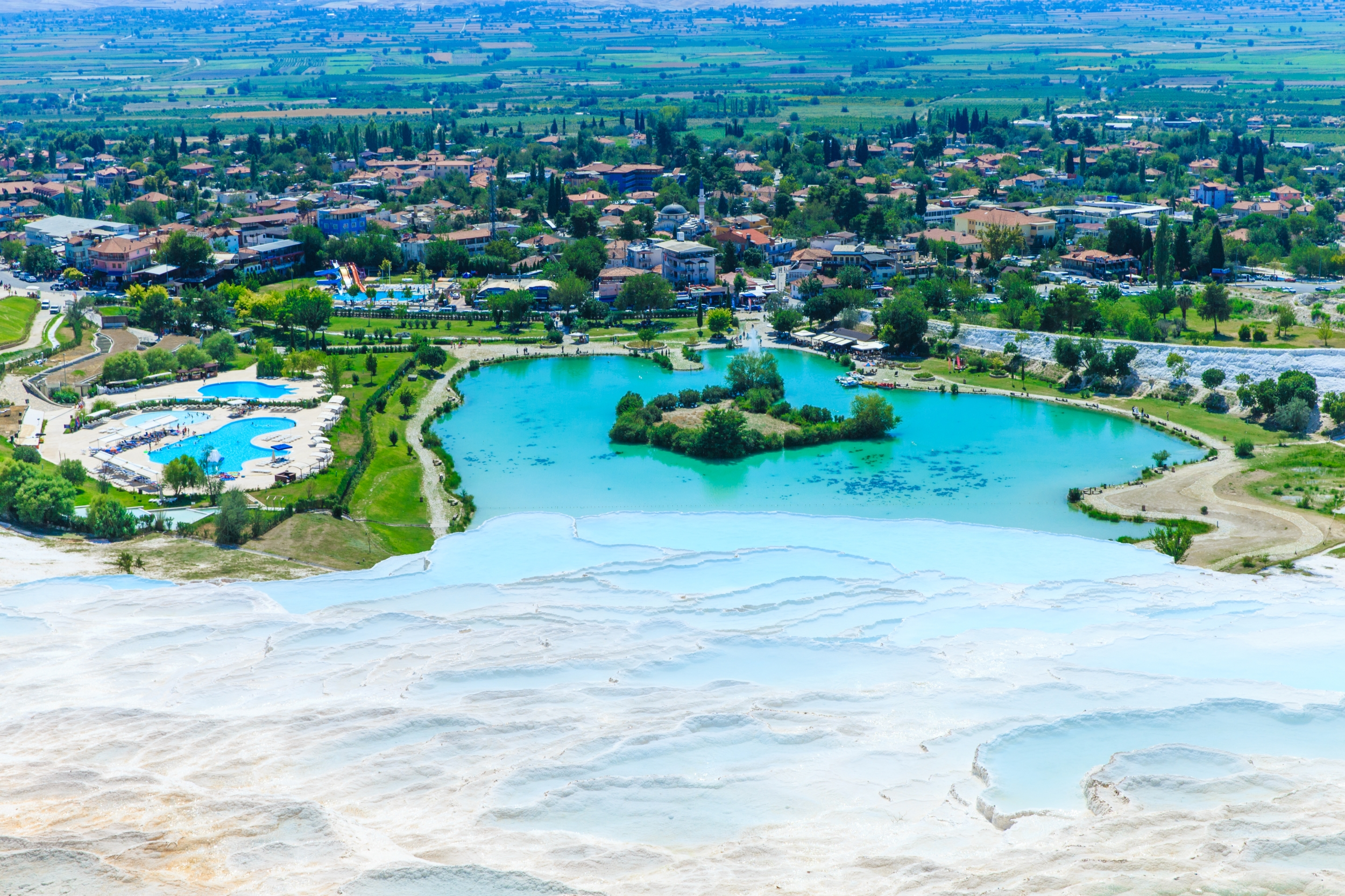 where to stay in Pamukkale