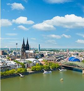 Köln Uçak Bileti