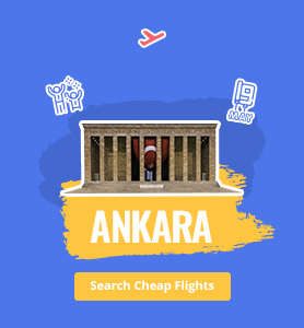 flights to Ankara