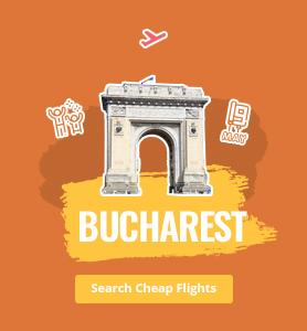 flights to Bucharest