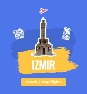 flights to Izmir