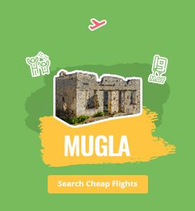 flights to Muğla