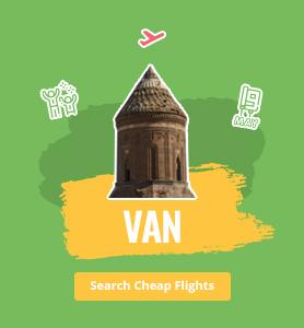 flights to Van