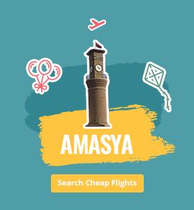 flights to Amasya