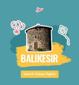 flights to Balıkesir