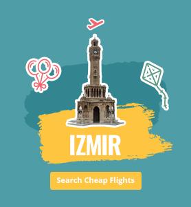 flights to Izmır