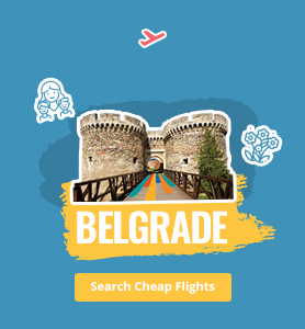 flights to Belgrade