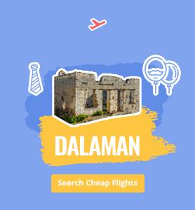 flights to Dalaman – Muğla