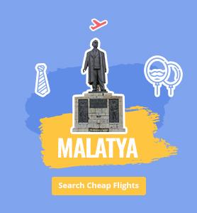 flights to Malatya