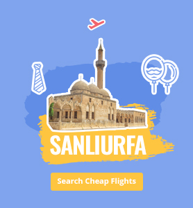 flights to Sanliurfa