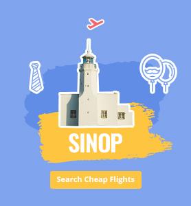 flights to Sinop