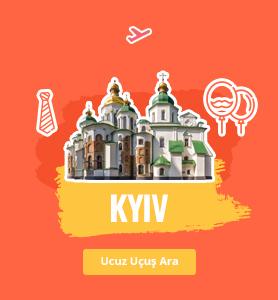 Kyiv uçak bileti