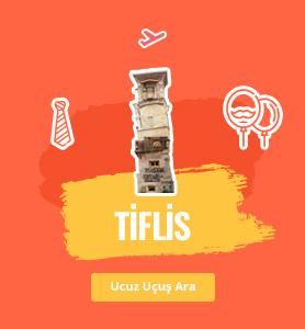 Tiflis uçak bileti