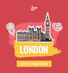 flights to London