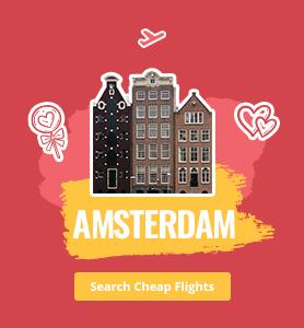 flights to Amsterdam