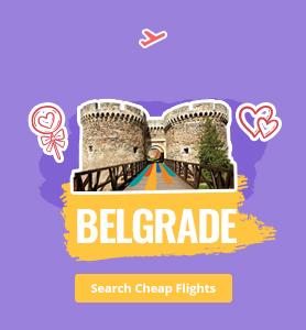 flights to Belgrade