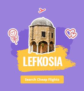 flights to Lefkosia