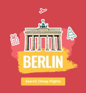 Berlin flights