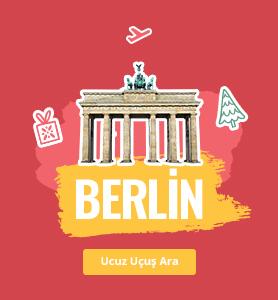 Berlin uçak bileti