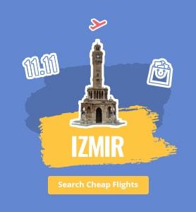 flights to İzmir