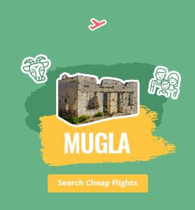 flights to Mugla