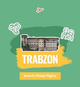 flights to Trabzon