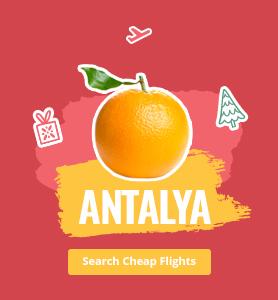 Antalya flights
