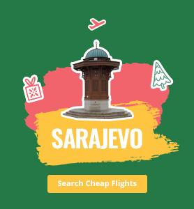 Sarajevo flights