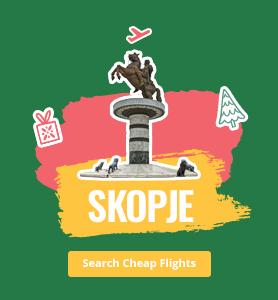 Skopje flights