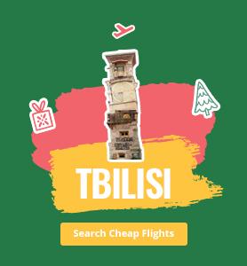 Tbilisi flights