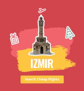İzmir flights