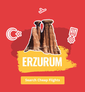 flights to Erzurum
