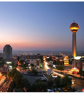 Flights to Ankara