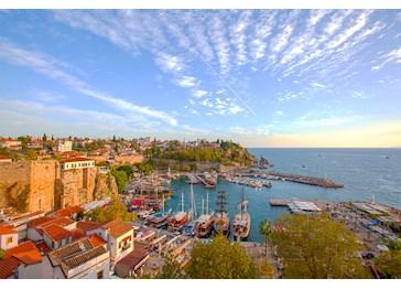 Antalya Tatil Yerleri