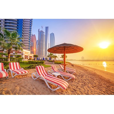 Billigflüge nach Abu Dhabi