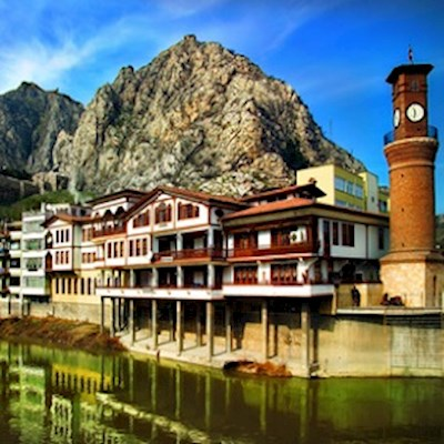 Amasya Flight Tickets
