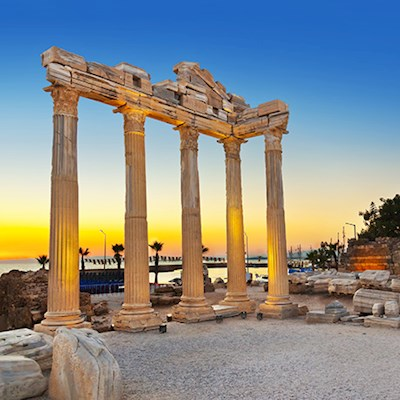 Antalya Flight Tickets