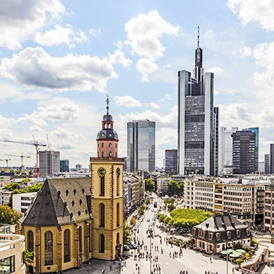 Frankfurt Flight Tickets
