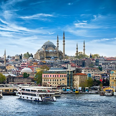 Flights to Turkey