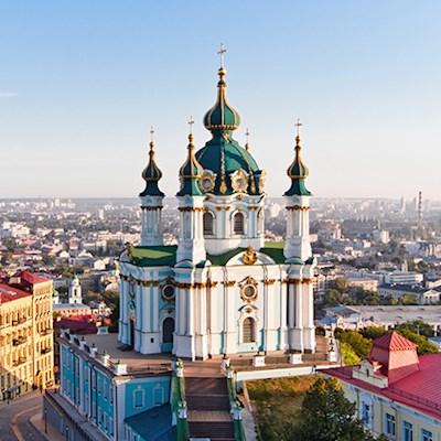 Kiev Uçak Bileti