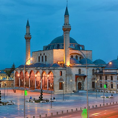 Konya Flight Tickets