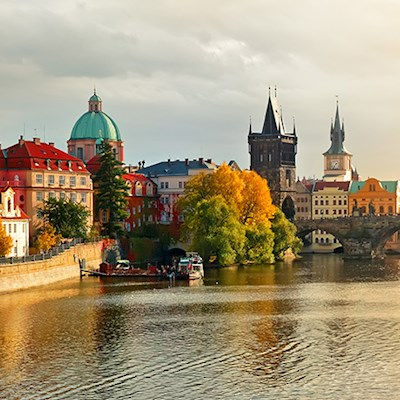 Prague Flight Tickets