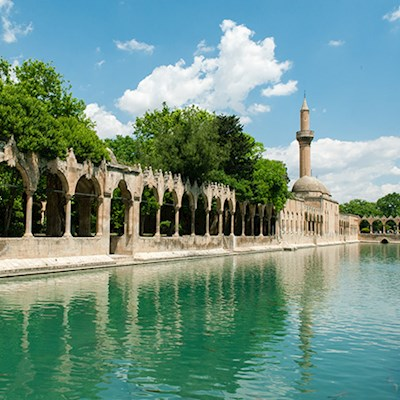 Sanli Urfa Flight Tickets