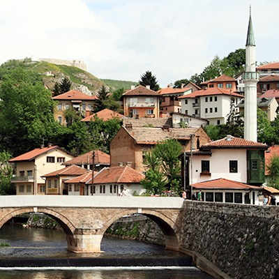 Flights to Bosnia and Herzegovina