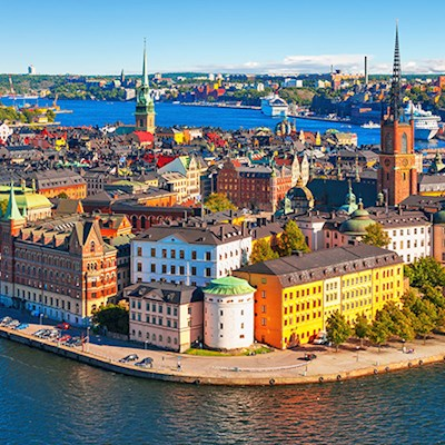 Flights to Stockholm
