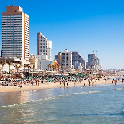 Flights to Tel Aviv